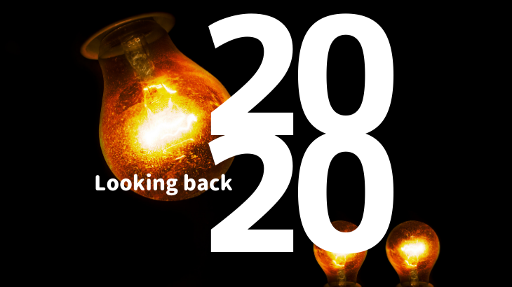 looking back 2020